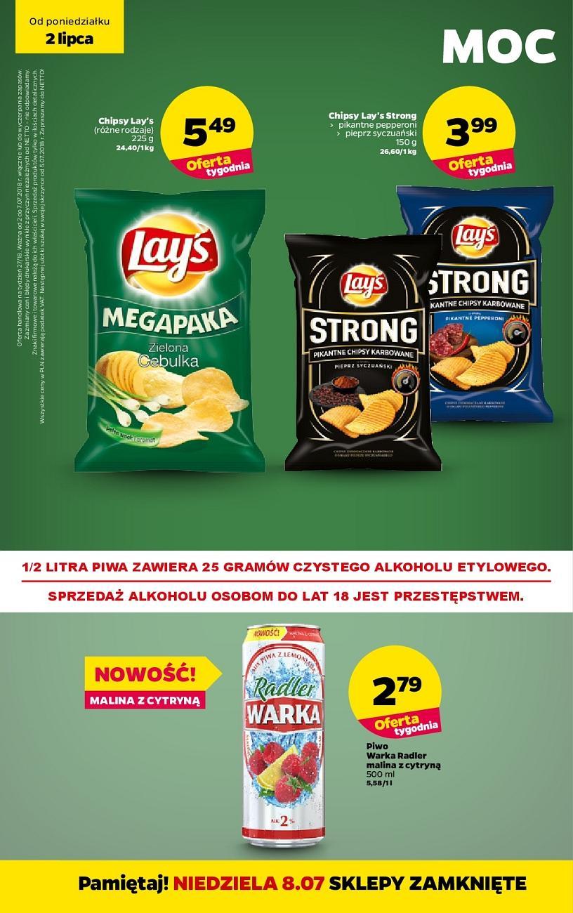 Gazetka promocyjna Netto do 07/07/2018 str.14