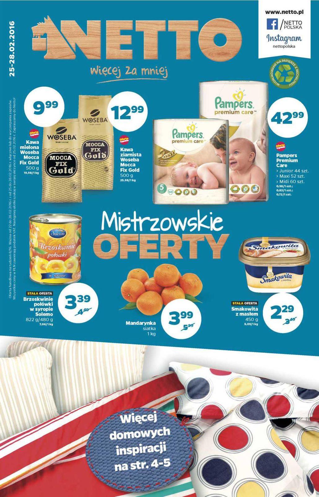 Gazetka promocyjna Netto do 28/02/2016 str.0