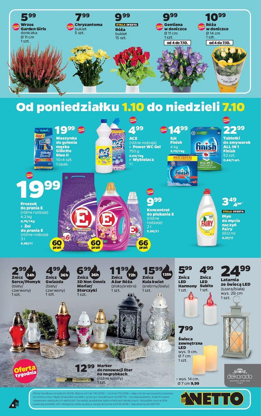 Gazetka promocyjna Netto do 07/10/2018 str.7