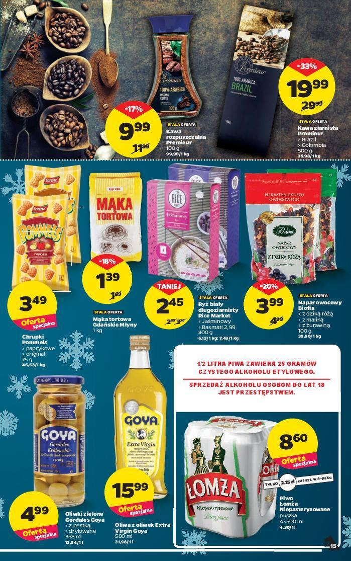 Gazetka promocyjna Netto do 15/12/2018 str.15