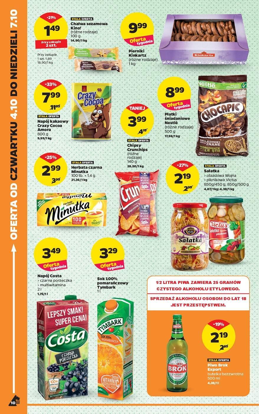 Gazetka promocyjna Netto do 07/10/2018 str.9