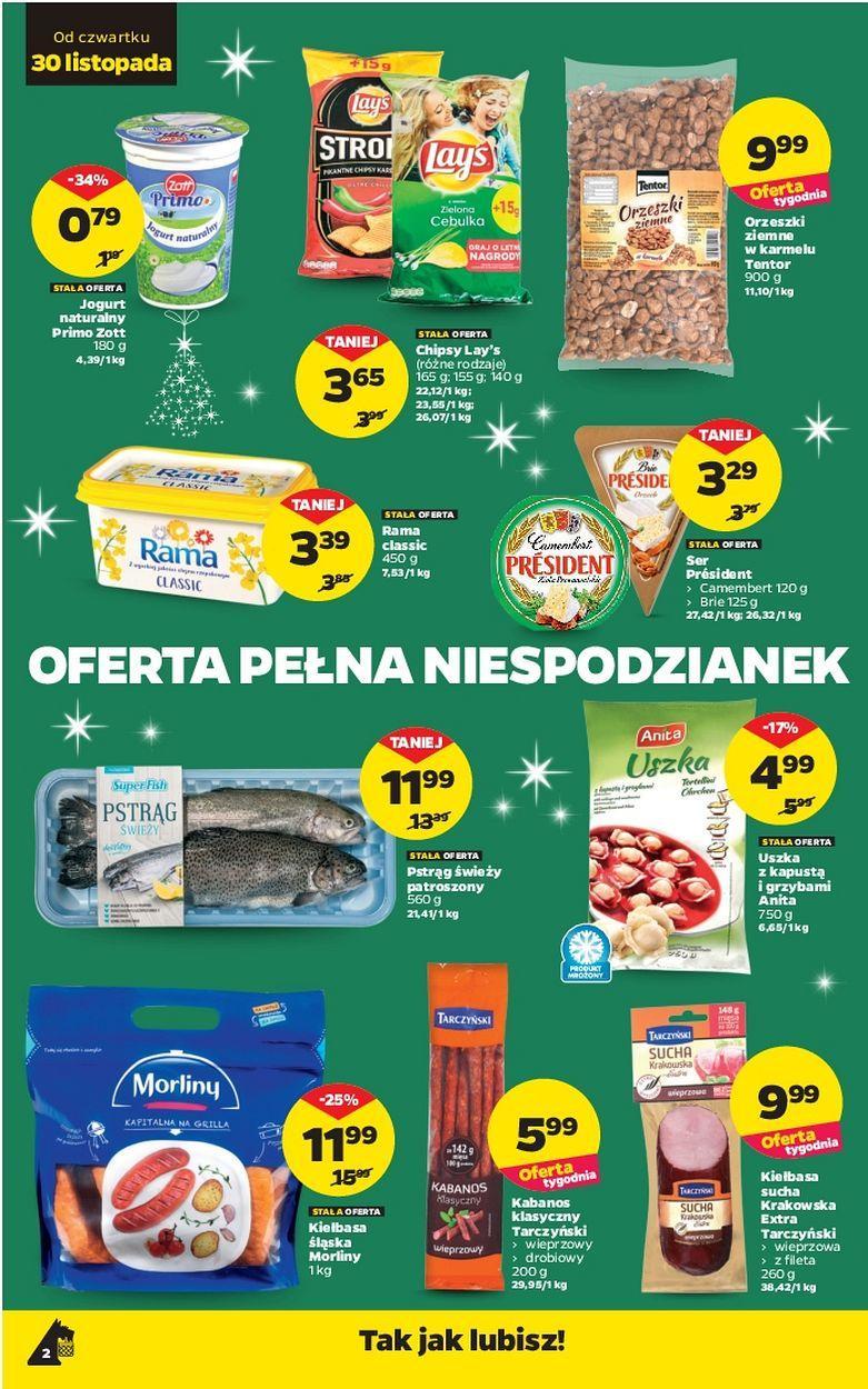 Gazetka promocyjna Netto do 03/12/2017 str.1