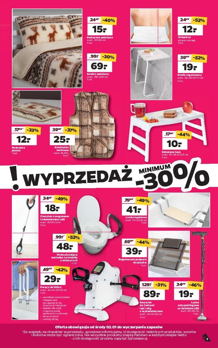 Gazetka promocyjna Netto do 05/01/2019 str.2