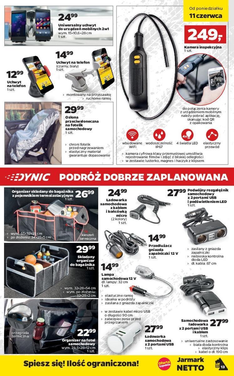 Gazetka promocyjna Netto do 17/06/2018 str.12
