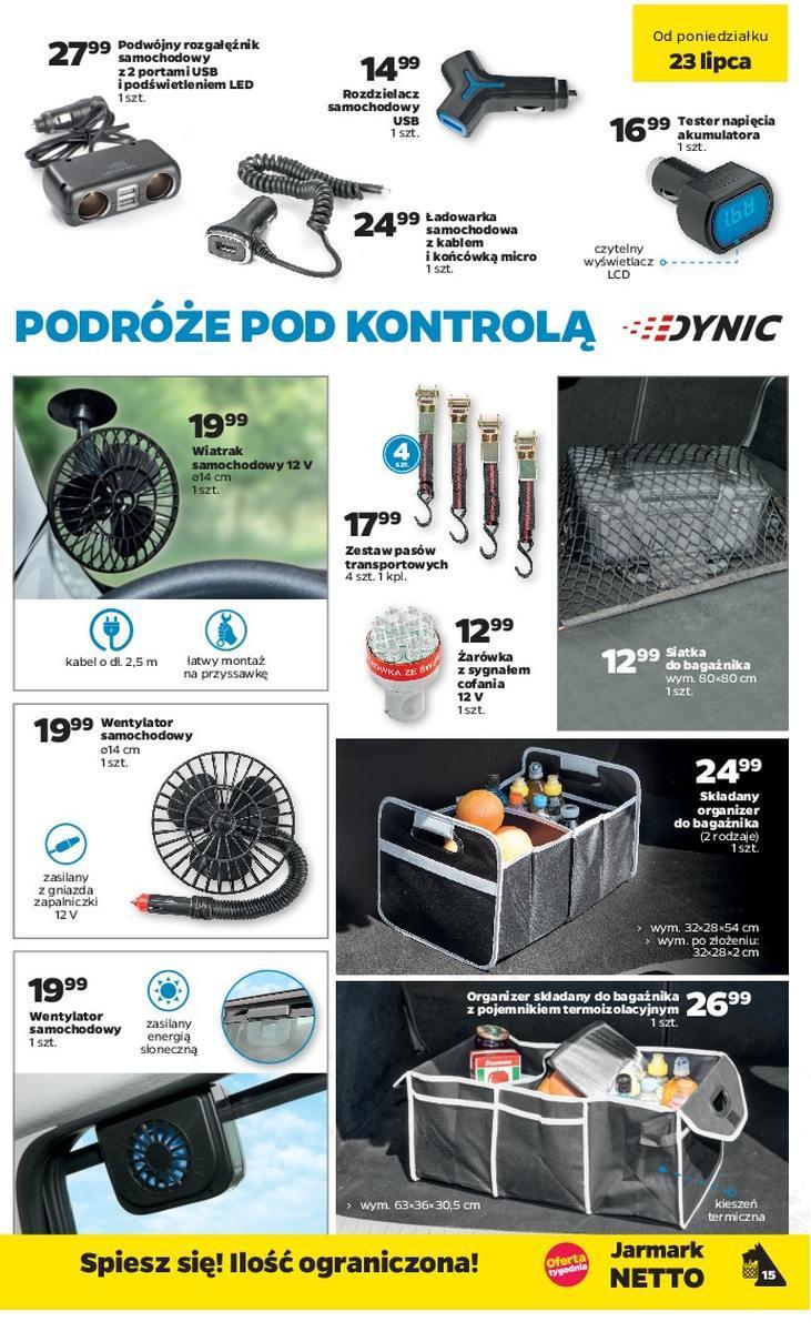 Gazetka promocyjna Netto do 29/07/2018 str.14