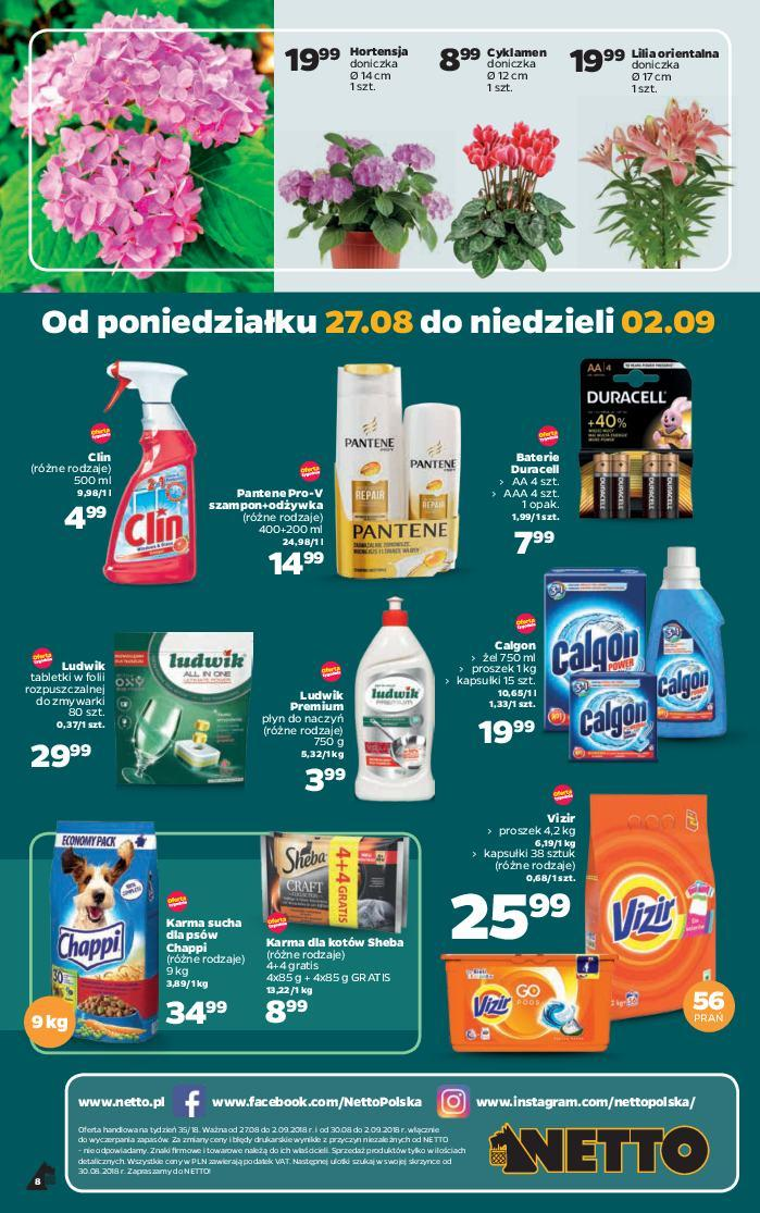 Gazetka promocyjna Netto do 02/09/2018 str.7