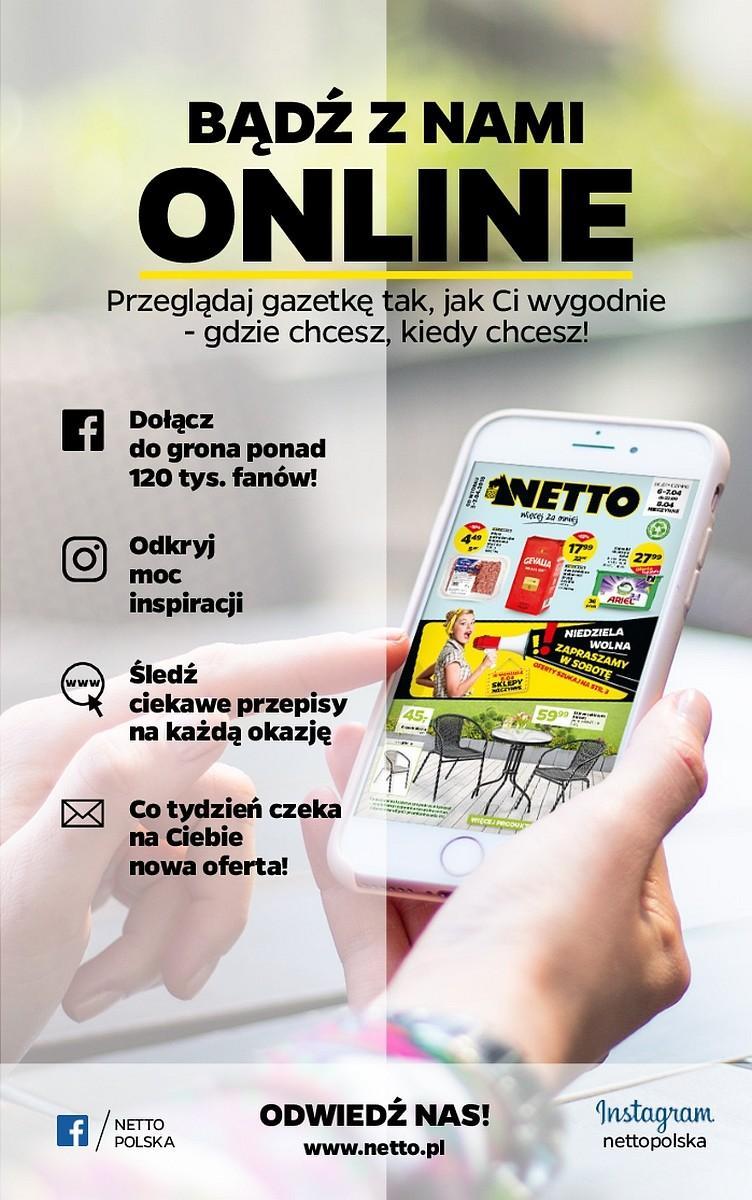 Gazetka promocyjna Netto do 07/04/2018 str.22