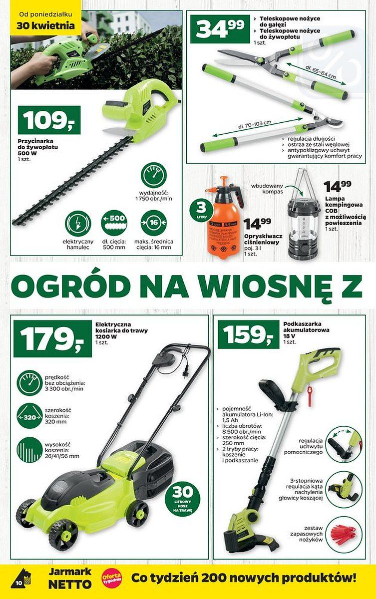 Gazetka promocyjna Netto do 06/05/2018 str.9