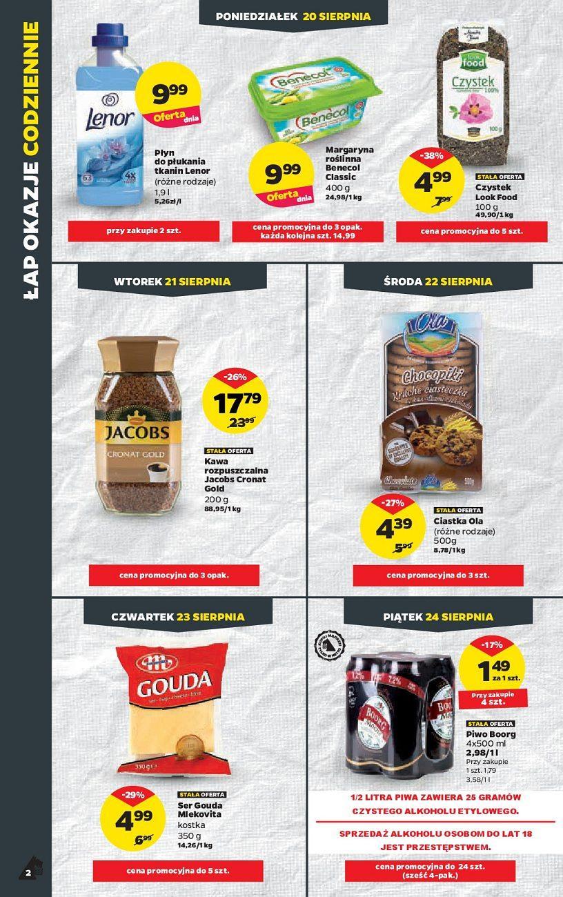 Gazetka promocyjna Netto do 26/08/2018 str.1