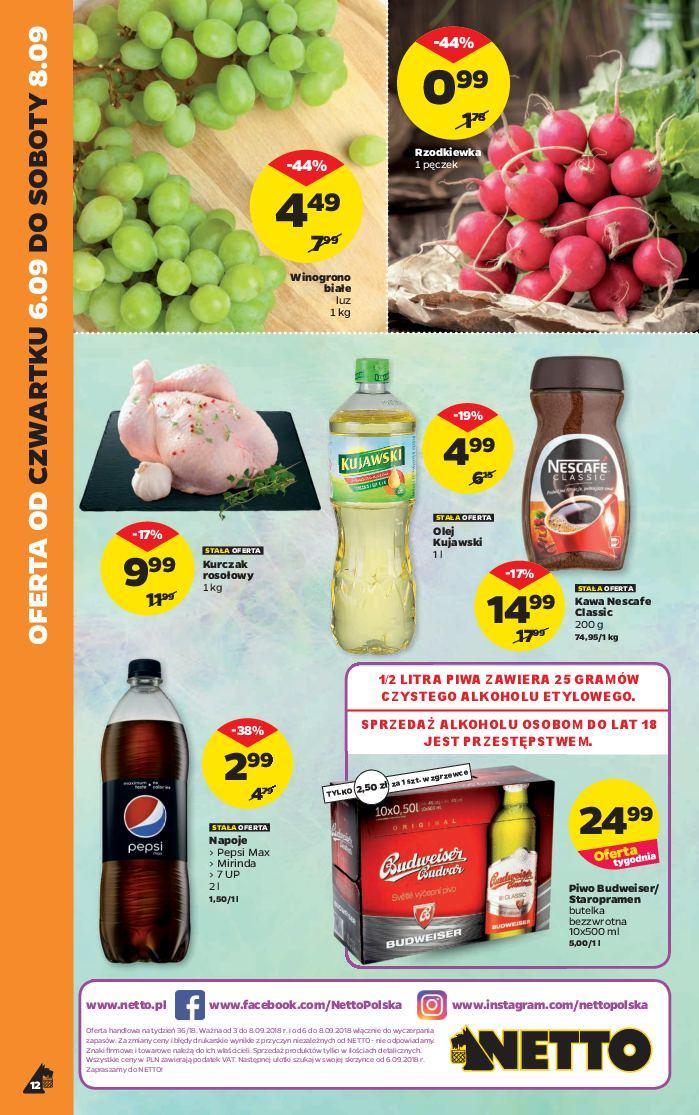 Gazetka promocyjna Netto do 08/09/2018 str.11