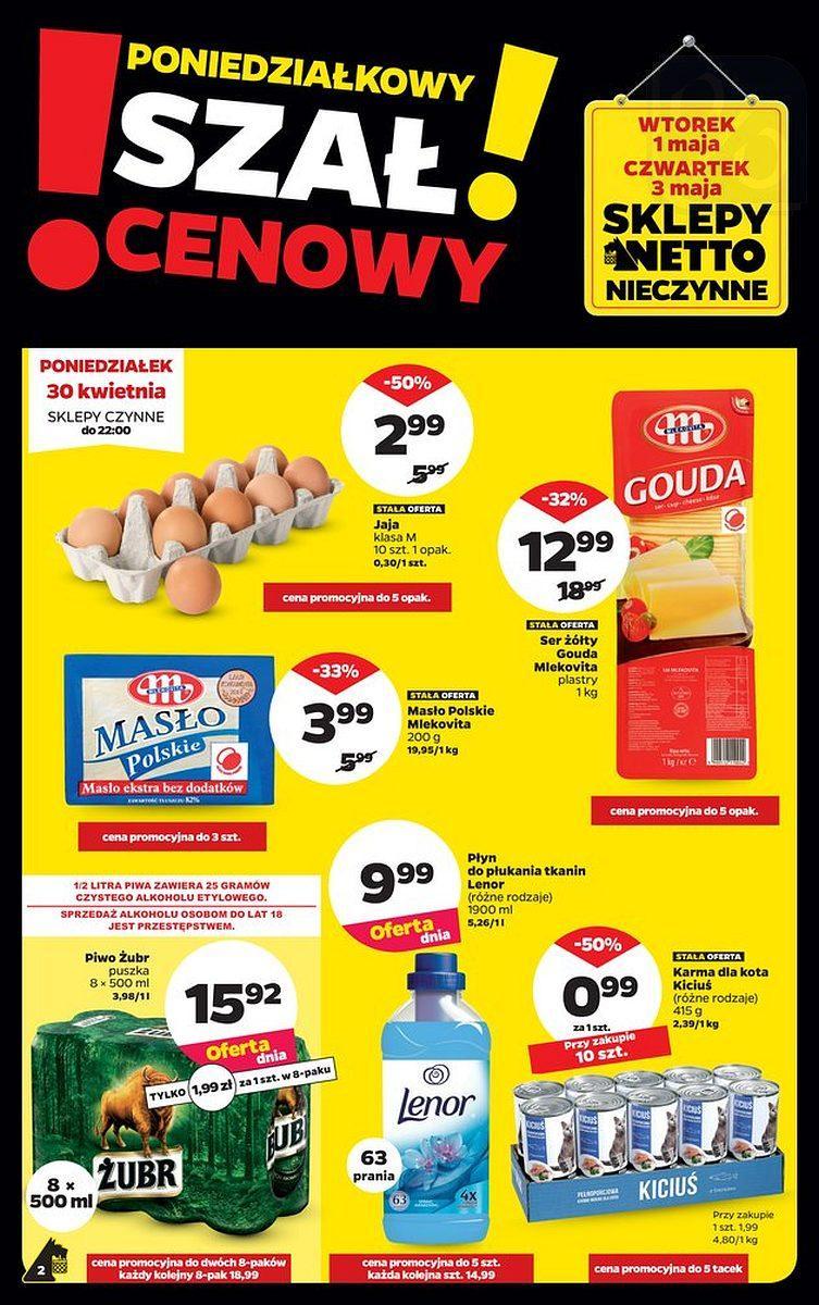 Gazetka promocyjna Netto do 06/05/2018 str.1