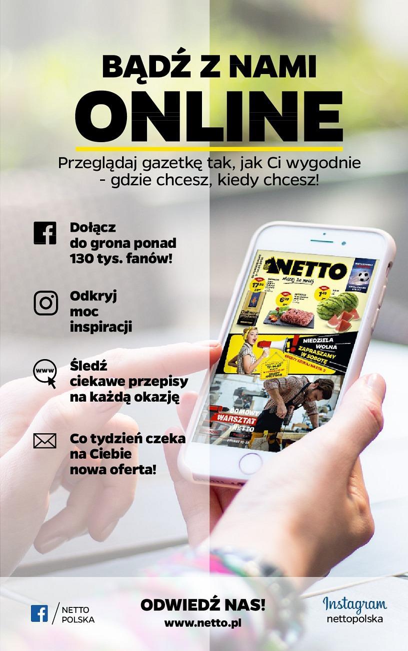 Gazetka promocyjna Netto do 14/07/2018 str.28