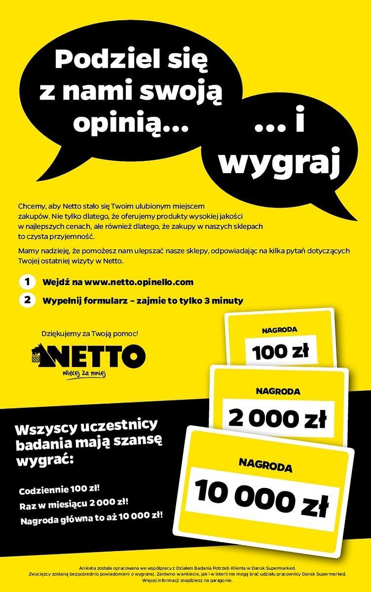 ceeae38a163a99 Gazetka promocyjna i reklamowa Netto, od 03/04/2018 do 07/04/2018 ...