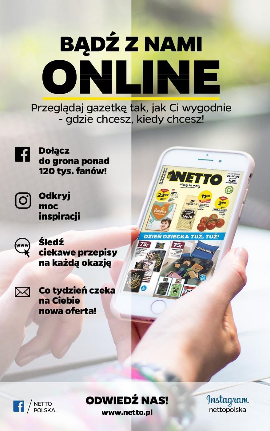 Gazetka promocyjna Netto do 03/06/2018 str.23