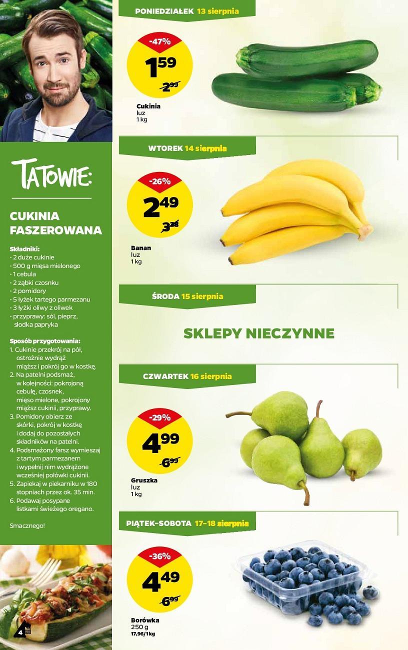 Gazetka promocyjna Netto do 18/08/2018 str.4