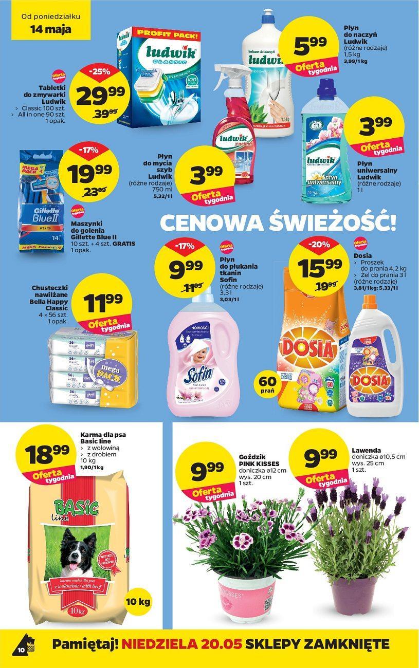 Gazetka promocyjna Netto do 19/05/2018 str.10