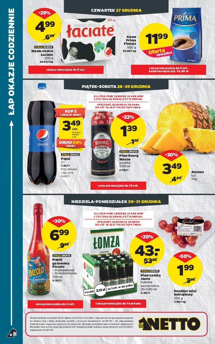 Gazetka promocyjna Netto do 31/12/2018 str.7