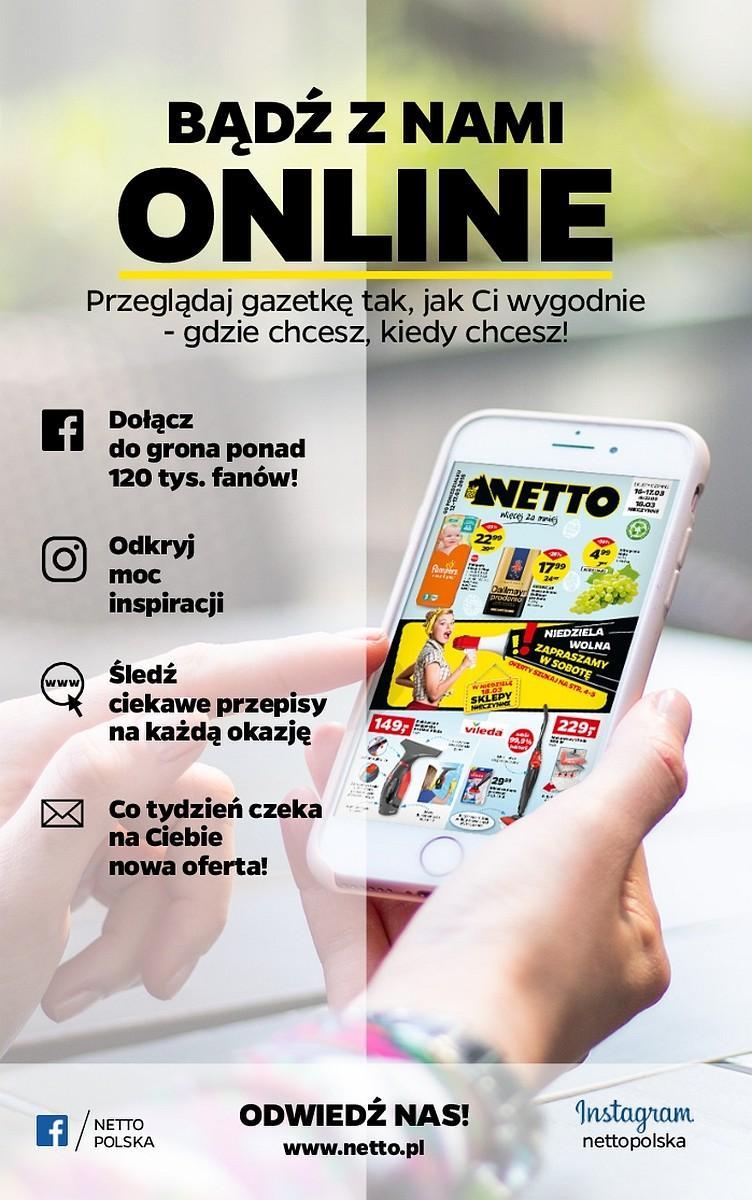 Gazetka promocyjna Netto do 17/03/2018 str.35