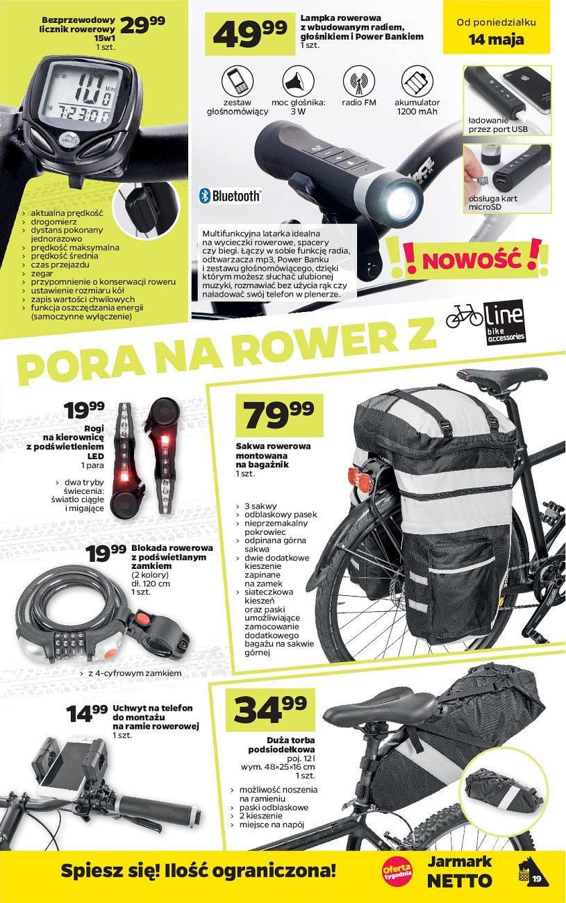 Gazetka promocyjna Netto do 19/05/2018 str.18