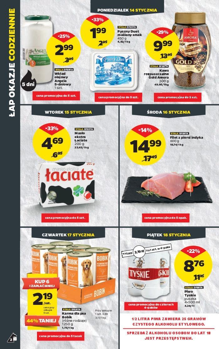 Gazetka promocyjna Netto do 20/01/2019 str.2