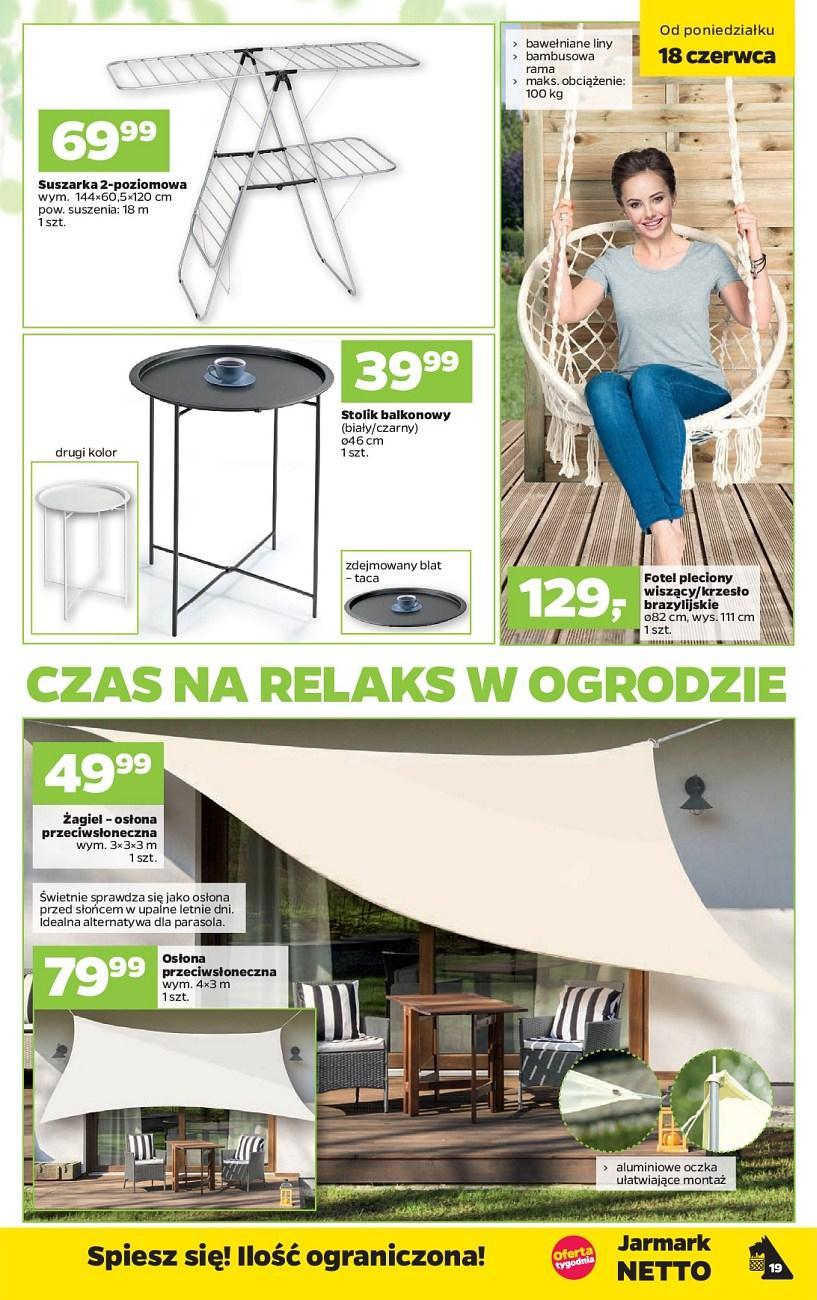 Gazetka promocyjna Netto do 24/06/2018 str.18
