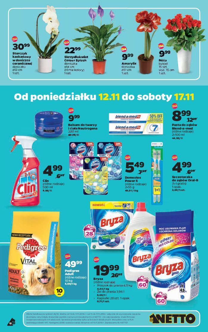 Gazetka promocyjna Netto do 17/11/2018 str.12