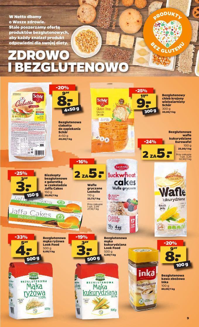 Gazetka promocyjna Netto do 25/08/2019 str.9