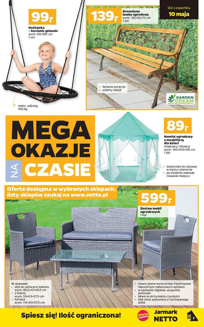 Gazetka promocyjna Netto do 12/05/2018 str.6