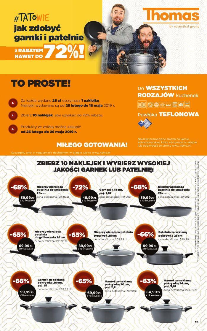 Gazetka promocyjna Netto do 17/03/2019 str.14