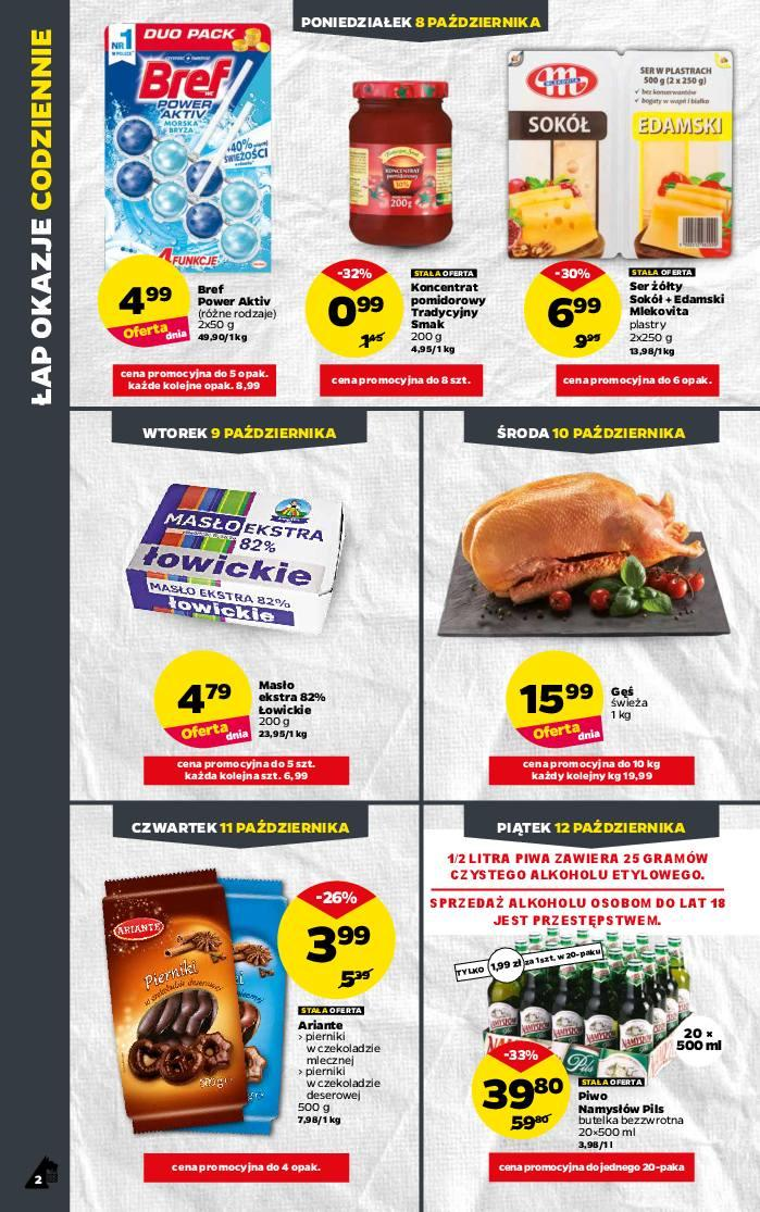 Gazetka promocyjna Netto do 13/10/2018 str.2