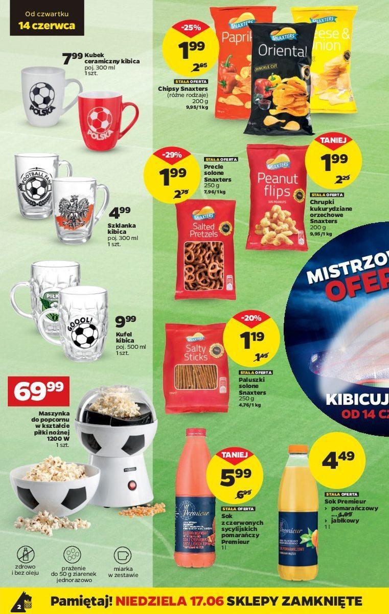 Gazetka promocyjna Netto do 16/06/2018 str.1