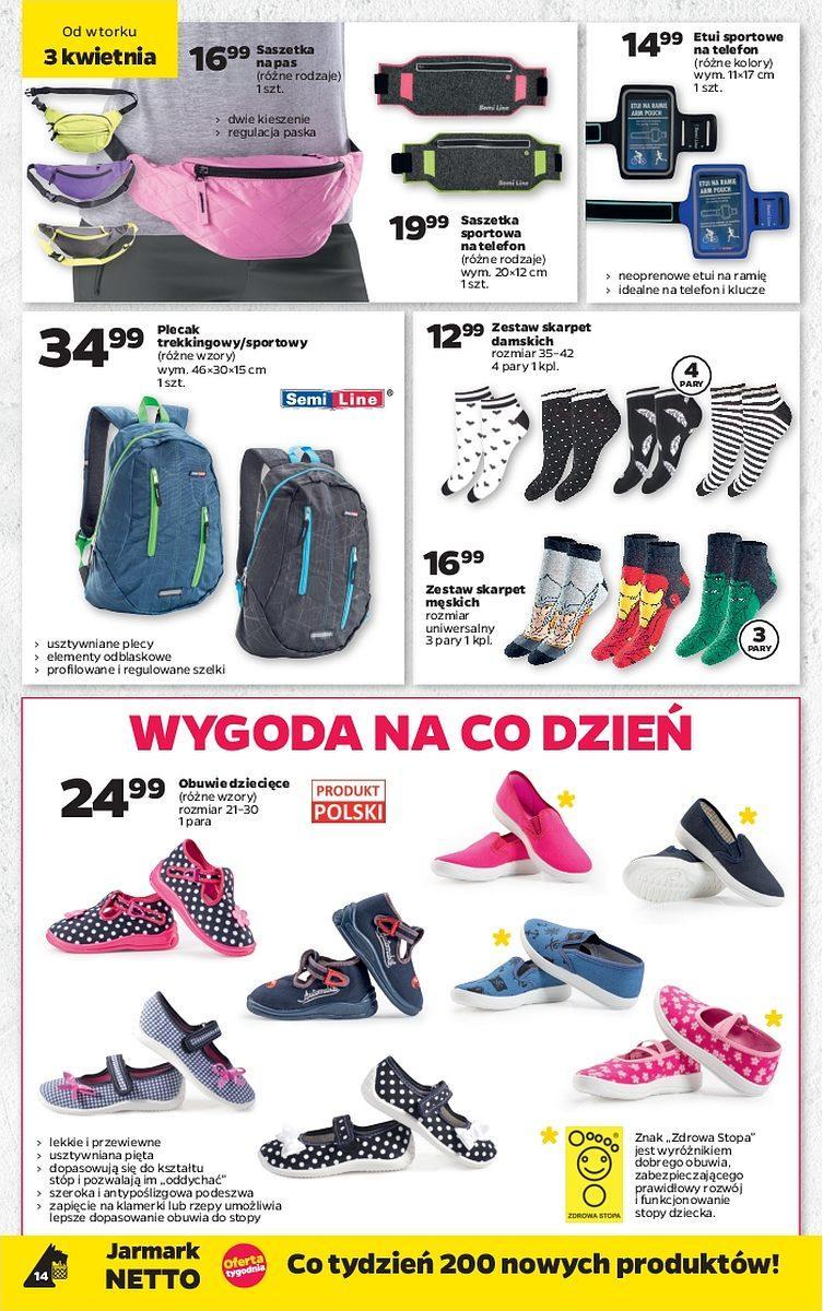 Gazetka promocyjna Netto do 07/04/2018 str.13