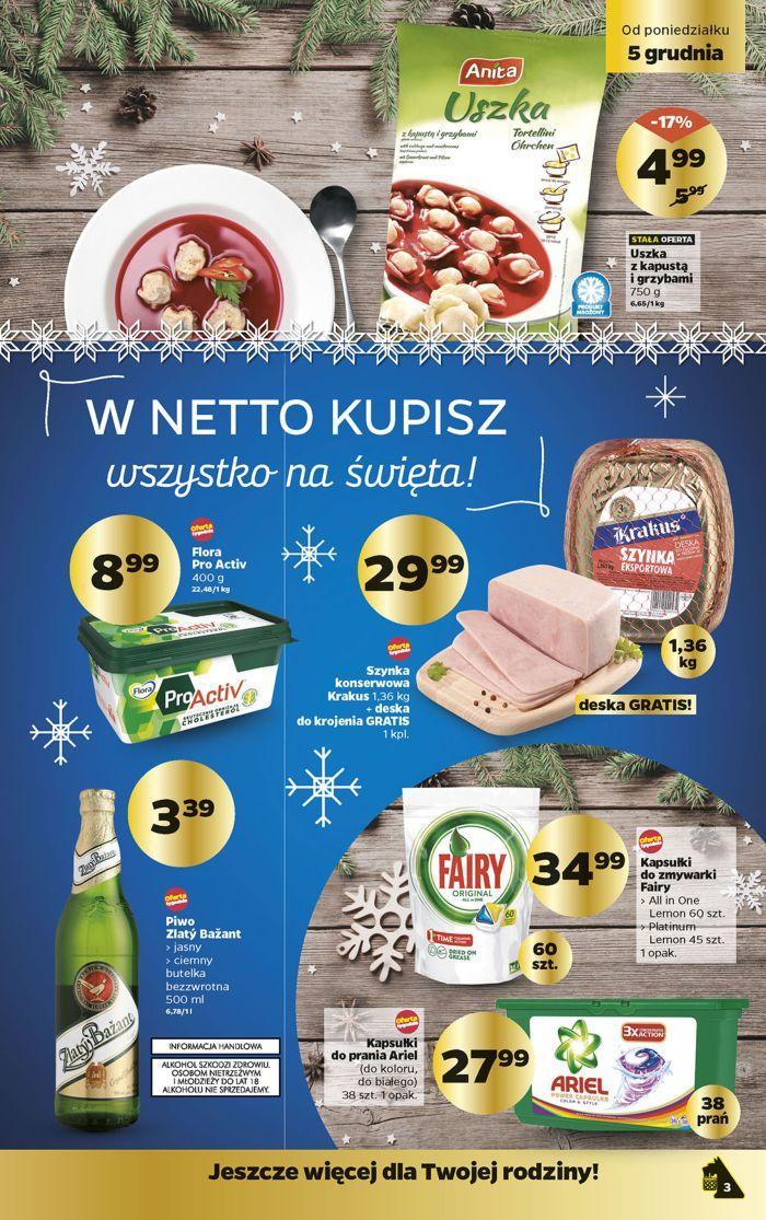 Gazetka promocyjna Netto do 11/12/2016 str.2