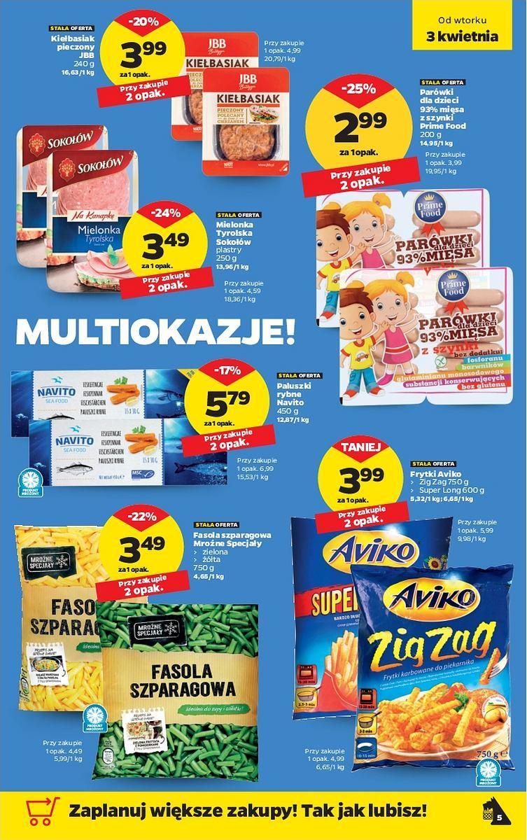 Gazetka promocyjna Netto do 07/04/2018 str.4
