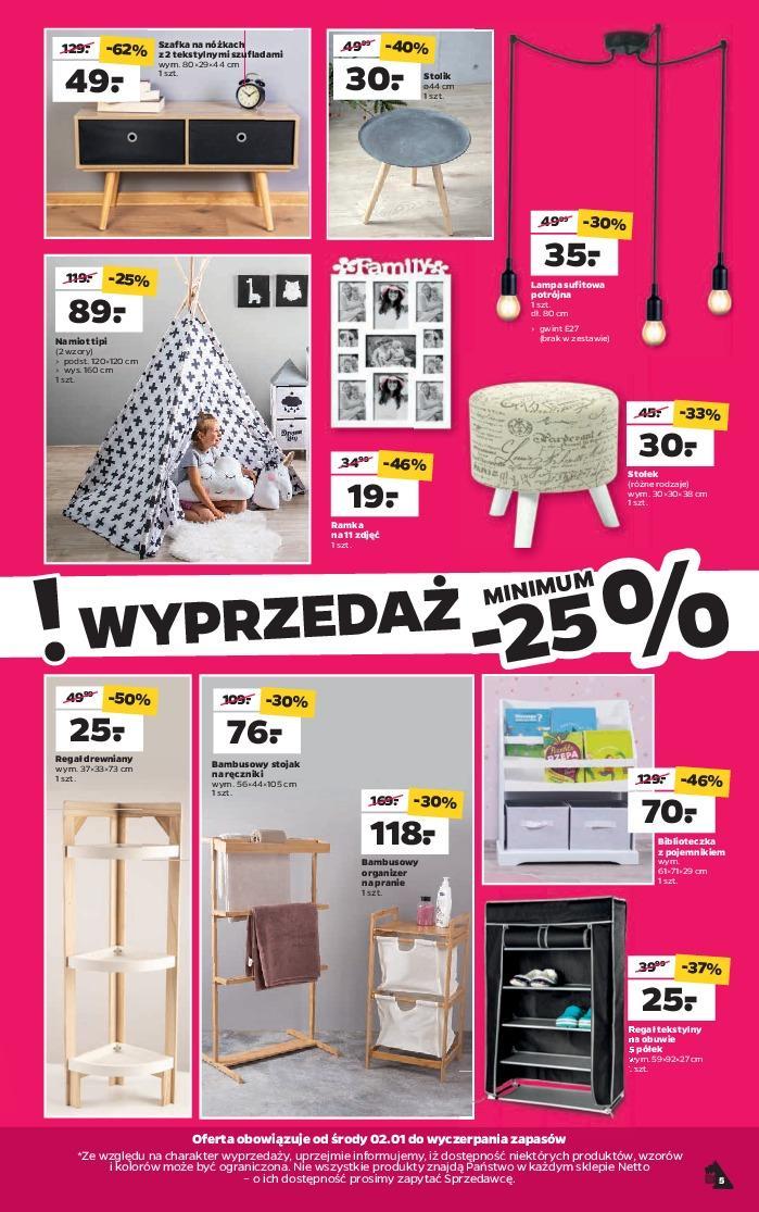 Gazetka promocyjna Netto do 05/01/2019 str.4