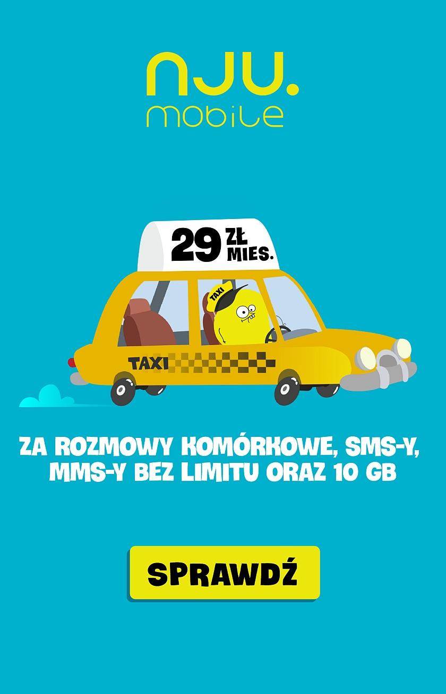 Gazetka promocyjna NJU Mobile do 31/10/2016 str.1