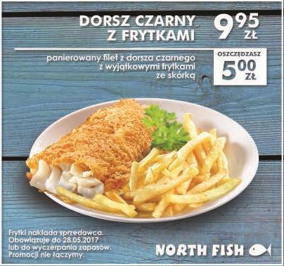 Gazetka promocyjna North Fish do 28/05/2017 str.3