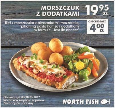 Gazetka promocyjna North Fish do 28/05/2017 str.2