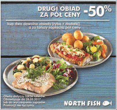Gazetka promocyjna North Fish do 28/05/2017 str.6
