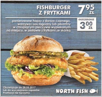 Gazetka promocyjna North Fish do 28/05/2017 str.5