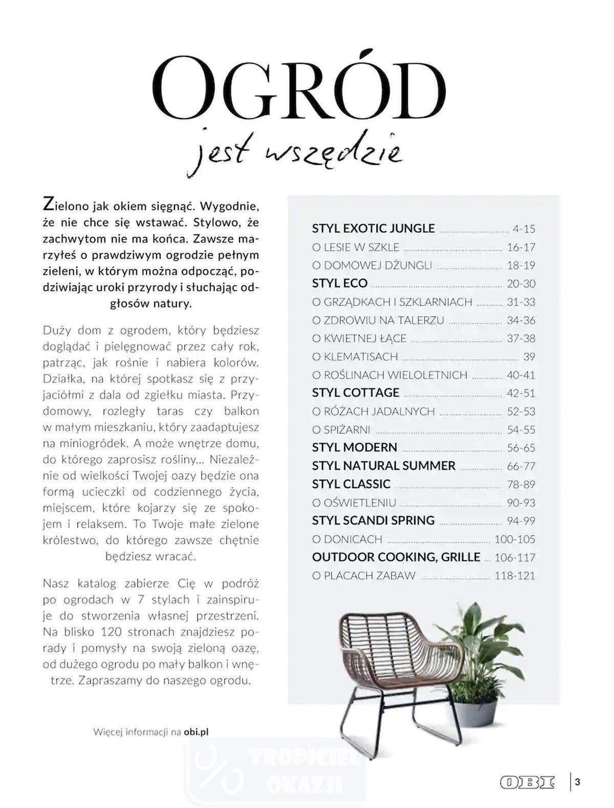 Gazetka promocyjna OBI do 31/12/2020 str.3