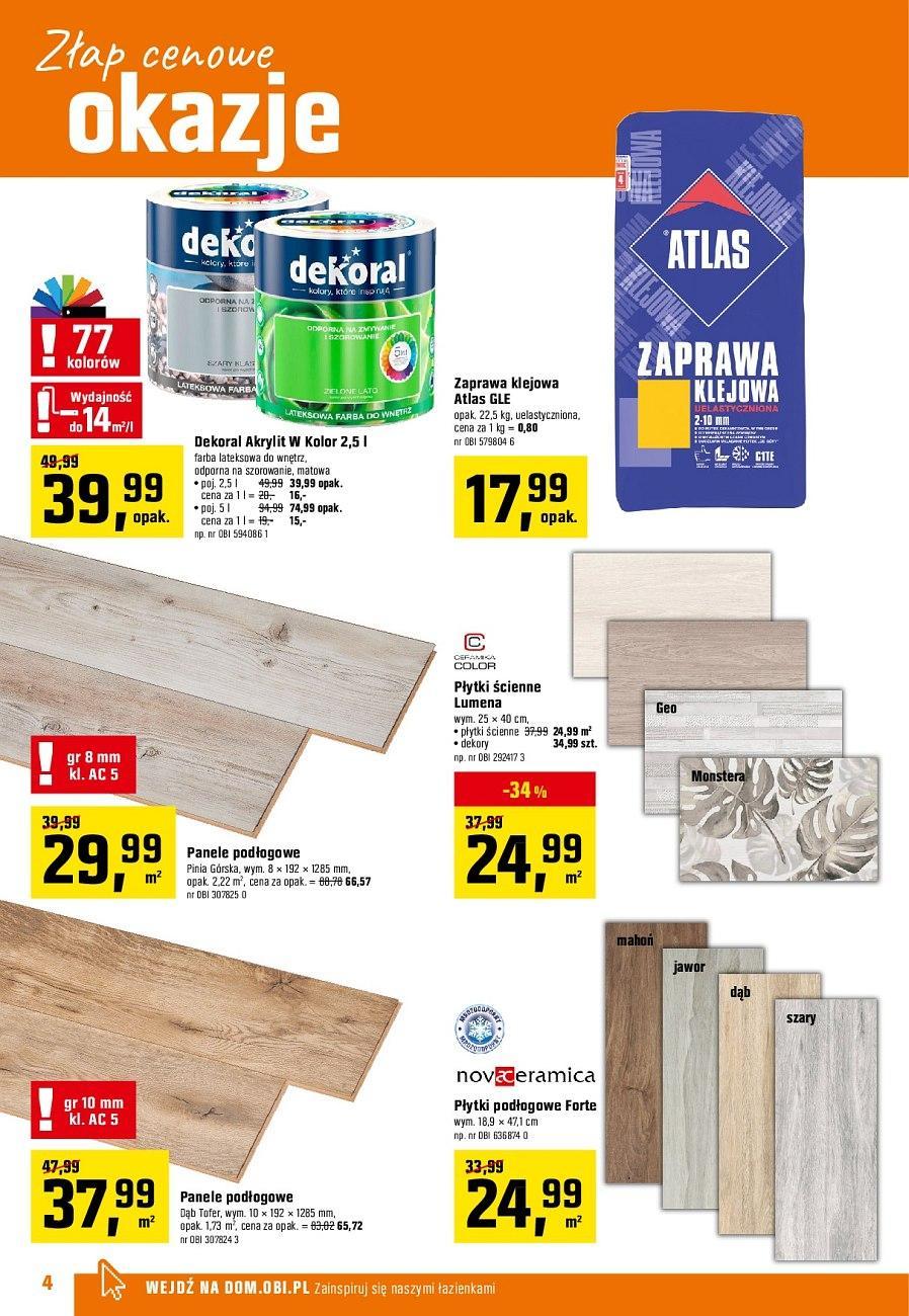 Gazetka promocyjna OBI do 03/07/2018 str.3