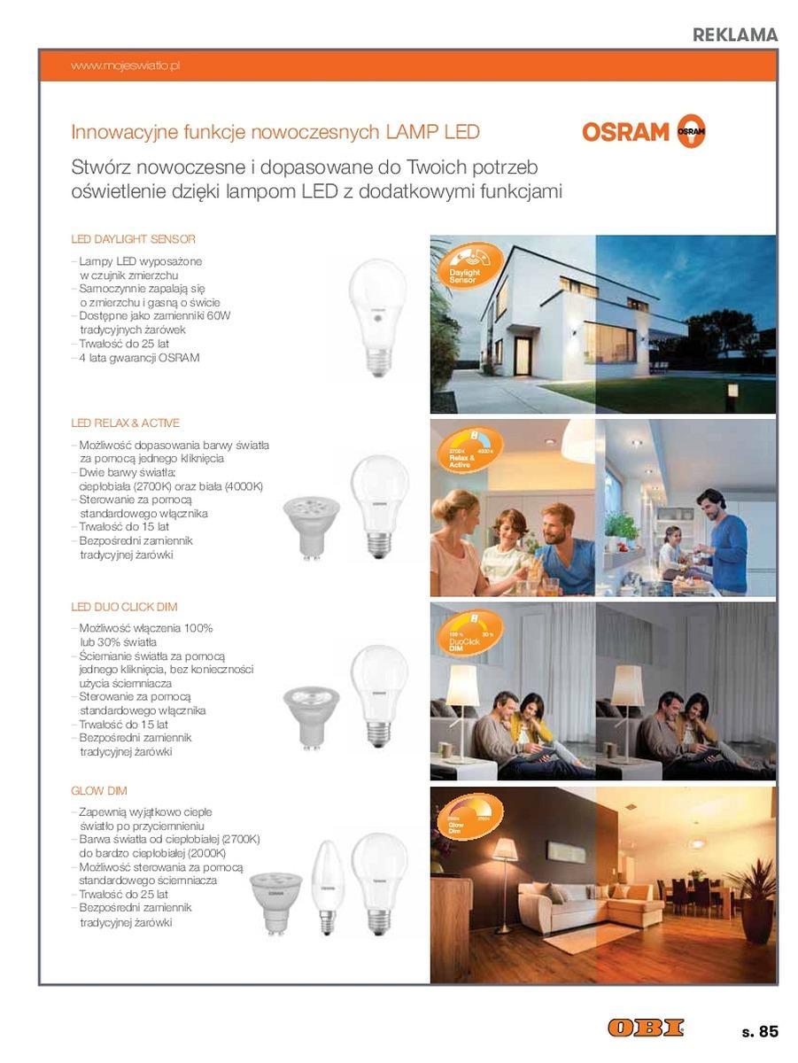 Gazetka promocyjna OBI do 31/08/2017 str.84