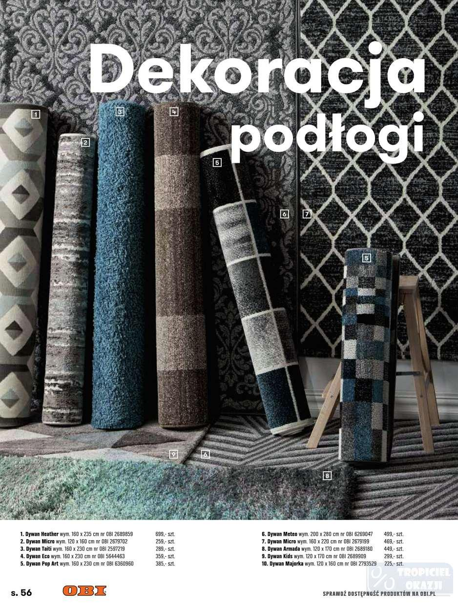 Gazetka promocyjna OBI do 31/12/2017 str.55