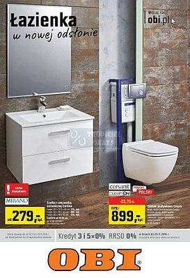 Gazetka łazienka
