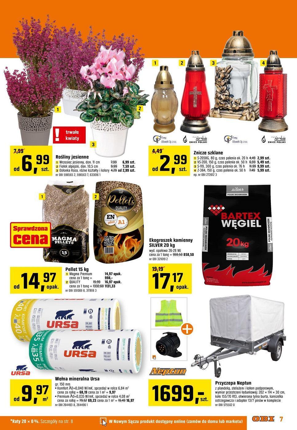 Gazetka promocyjna OBI do 02/10/2018 str.6