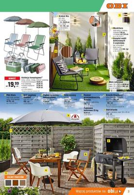 Ogród w OBI