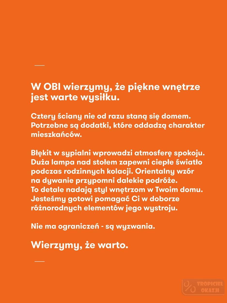 Gazetka promocyjna OBI do 31/12/2017 str.2