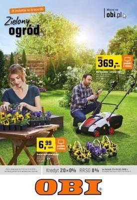 OBI Zielony ogród