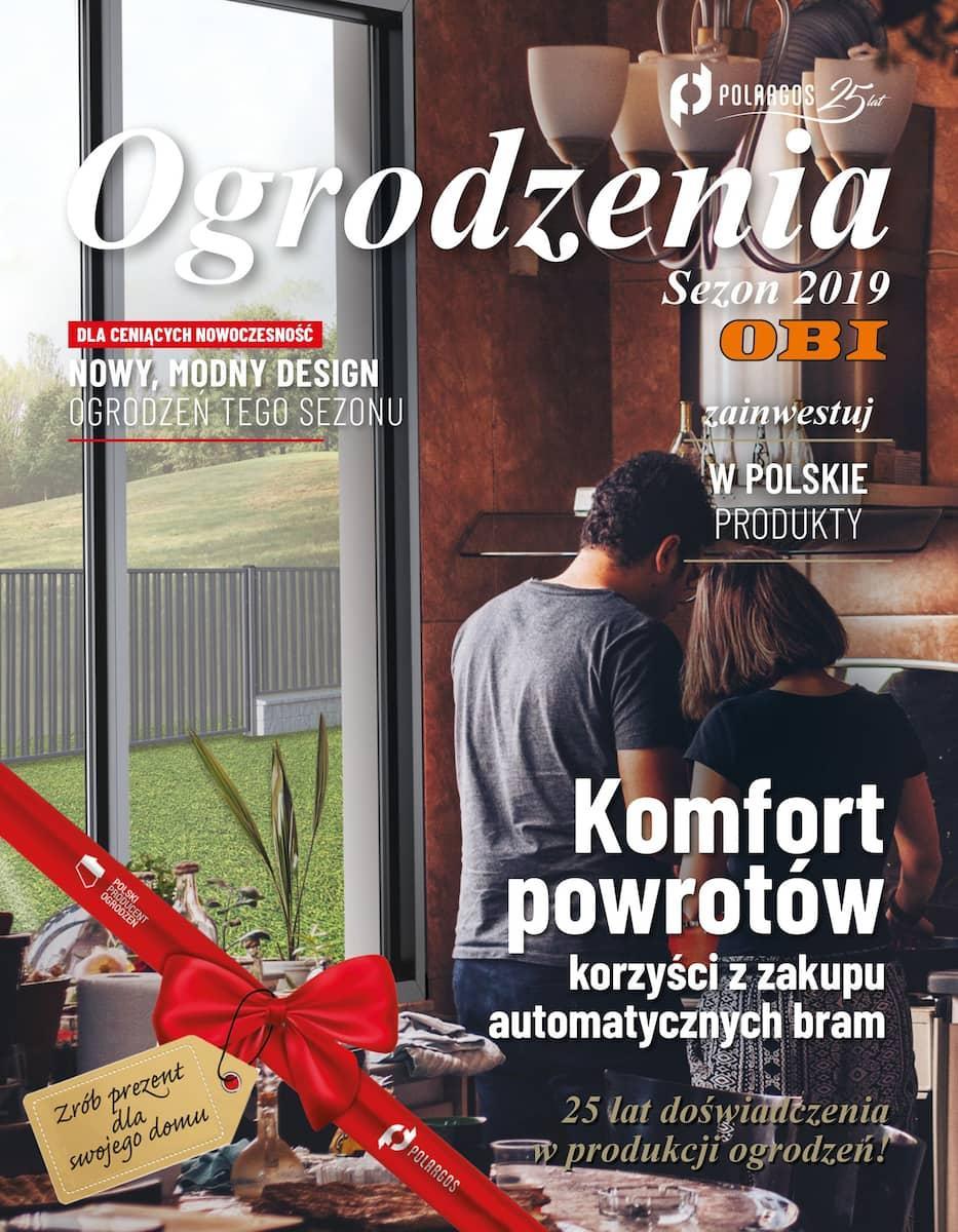 Gazetka promocyjna OBI do 31/12/2019 str.1
